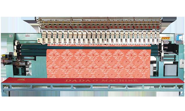 GDD-1-A电脑绗绣一体机