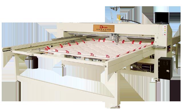 GDD-1-D高速系列单头电脑绗缝机