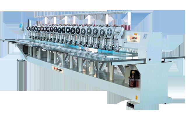 GDD-1-E特种绣系列电脑刺绣机