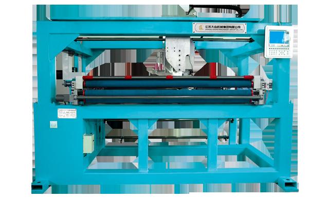 GDD-8-1单幅横向直条刺绣机