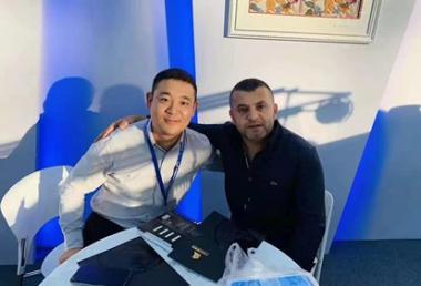 大岛机械集团参加2019年中国国际缝制机械设备展览会取得圆满成功
